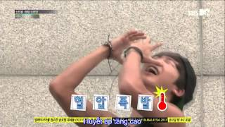 getlinkyoutube.com-[Vietsub ]  BTS Rookie King EP4 'Open up your Heart' Cut