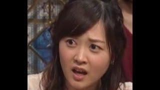 getlinkyoutube.com-水卜麻美アナ 私を落とした他局を見返してやる!いいともに勝ったときはガッツポーズ!