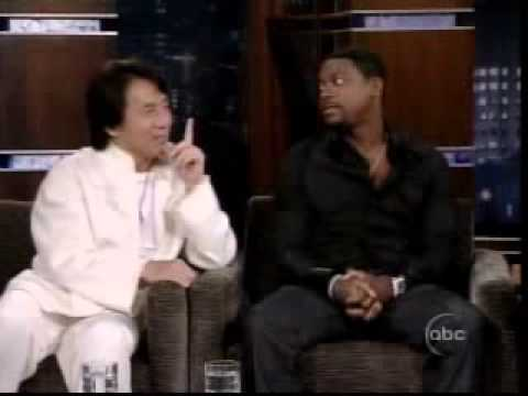 Chris Tucker and Jackie Chan on Michael Jackson