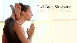 getlinkyoutube.com-Ashtanga Yoga: Mind + Body Episode 7 -  Dwi Pada Sirsasana