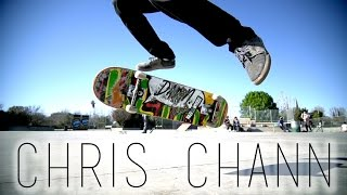getlinkyoutube.com-Chris Chann: Amazing Flatground Skateboarding