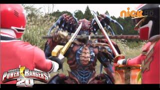 getlinkyoutube.com-Power Rangers: Vrak is Back/Samurai Surprise fan made
