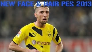 getlinkyoutube.com-PES 2013 | New face & hair KEVIN KAMPL 2015/16 [720p]