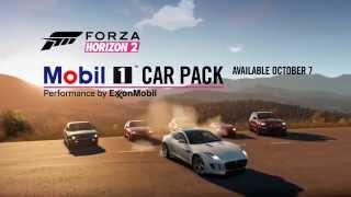 getlinkyoutube.com-Forza Horizon 2 - October Mobil 1 Car Pack Trailer