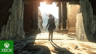 "getlinkyoutube.com-""Rise of the Tomb Raider"" - Complete Experience Trailer"
