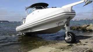getlinkyoutube.com-Sealegs 7.7 Cabin from Motor Boat & Yachting