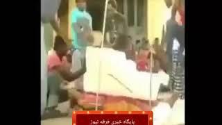 مرتاض کافر هندی که روی میخ میخوابد!