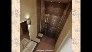 ตกแต่งห้องน้ำขนาดเล็กสวยงามลงตัว