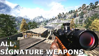 getlinkyoutube.com-Far Cry 4 All Signature Weapons
