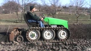 getlinkyoutube.com-Весеннее фрезерование почвы