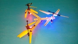 getlinkyoutube.com-[Tutorial] DIY - How To Make Tricopter version Funny at home (SIMPLE)