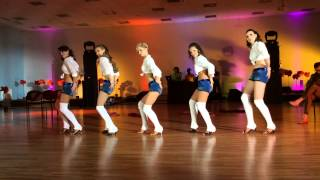 2014.05.02 - Kizomba Ladies Show at Latvian Sensual Dance Festival 2014 width=