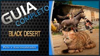 getlinkyoutube.com-Black Desert - Sistema de Pets e funcionalidades