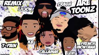 getlinkyoutube.com-WE ARE TOONZ - DROP THAT #NAENAE REMIX FEAT LIL JON, TPAIN, & FRENCH MONTANA