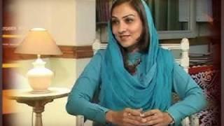 getlinkyoutube.com-Marvi Memon in Newsline with Shahzeb Khanzada