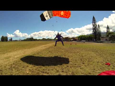 Skydiving in Paradise - September 2014 Jumps
