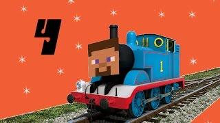getlinkyoutube.com-How to build Thomas Episode 4 in Minecraft