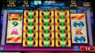 getlinkyoutube.com-LADY BUTTERFLY | Konami - Slot Bonus Feature *NEW GAME*