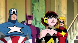 The Avengers: Earth''s Mightiest Heroes! Season 2 Ep. 8 - Clip 1