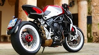 getlinkyoutube.com-2015 MV Agusta Brutale 800 Dragster RR