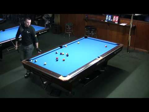 US Amateur Championship - Daniel Gambill VS James Adams - Round 22