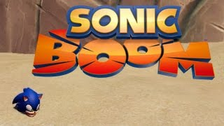 How to Make Sonic Boom! (The Game)