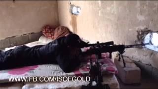 getlinkyoutube.com-قناص الفرقة  الذهبية يدك  جرذان داعش  في صلاح الدين