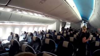getlinkyoutube.com-Onboard Thomson Boeing 787 Dreamliner - new Premium Class seats