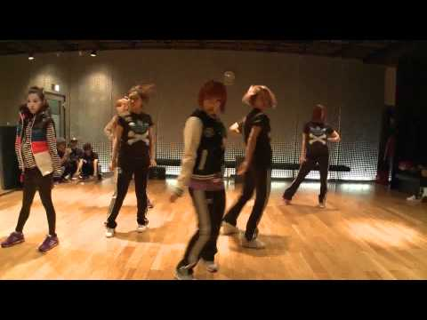 2NE1 _I AM THE BEST_ Practice mirror ver.
