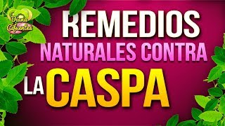 getlinkyoutube.com-6 Remedios Naturales Contra La Caspa