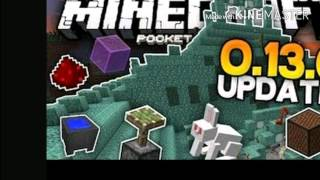 getlinkyoutube.com-Noticias minecraft 0.13.0 build 6