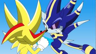 Sonic: The Return Of Nazo Part 2 Scene 3