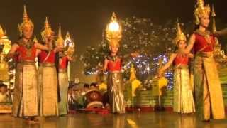 getlinkyoutube.com-ฟ้อนนางแก้ว ถวายสักการะพระธาตุพนม เทศกาลนมัสการพระธาตุพนม ๒๕๕๘ วันที่ 26 มค 2558