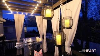 getlinkyoutube.com-Outdoor String Lights and Hanging Lanterns | withHEART