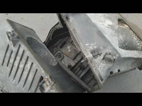 04-08 Pontiac Grand Prix - The Great Air Box Mystery