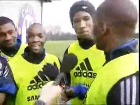 Lassana Diarra Speaks English.mp4