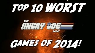 getlinkyoutube.com-Top 10 WORST Games of 2014!