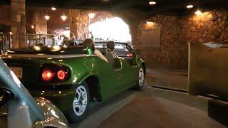 getlinkyoutube.com-Radiator Springs Racers 2015 Ride POV, Disney California Adventure, Disneyland Resort