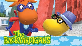 getlinkyoutube.com-The Backyardigans: The Front Page News - Ep.48