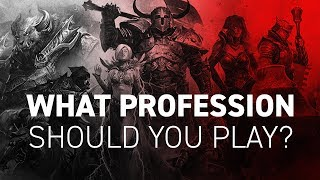Guild Wars 2: What Profession Should You Play?
