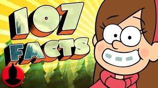 getlinkyoutube.com-107 Gravity Falls Facts YOU Should Know! (ToonedUp #28) @ChannelFred