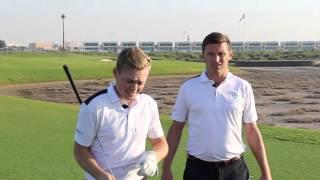 Al Zorah Golf Club Match Play   Hole 2