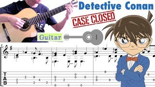 "getlinkyoutube.com-Detective Conan Theme ""Case Closed"" (Guitar) 名偵探柯南主題曲(吉他)"
