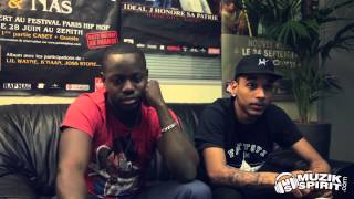 Laylow & Sir'Klo - On veut décomplexer le rap game (Interview : Roulette Russe)