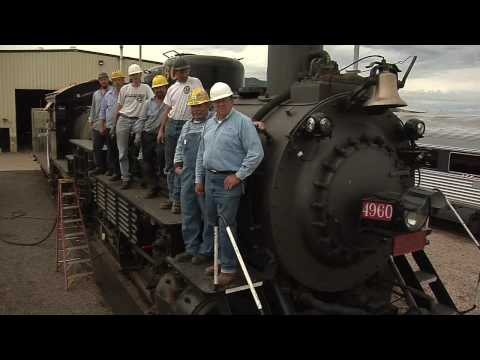 Grand Canyon Railway Steam - Powered by WVO