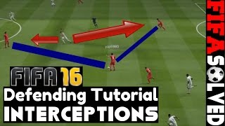 getlinkyoutube.com-FIFA 16 Defending Tutorial: Best Interceptions Guide