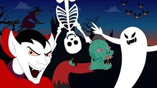 halloween songs | scary nursery rhyme | songs for kids | baby rhymes