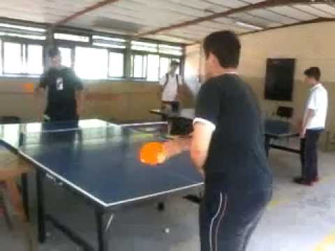 Ping Pong Copero. Esporte OLMPICO!