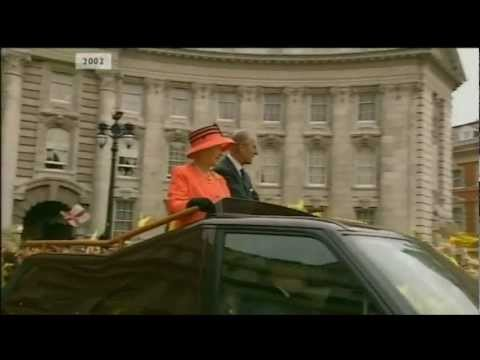British National Anthem [additional verses] - Diamond Jubilee - May 2012
