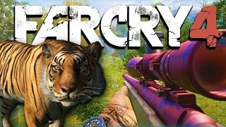 getlinkyoutube.com-Far Cry 4 Funny Adventures Ep. 1 - Tigers, Snakes, Whirly Bird, and More! (FC4 Funny Moments)